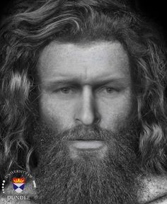 The face of a man murdered in the Scottish Highlands around 1,400 years ago has been digitally reconstructed. he died sometime between 430 and 630 CE. This would have meant he was part of the Picts, a collective of tribes in Scotland who repelled the conquests of both Romans and Angles up until the 10th century CE.