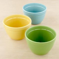 $5.99 each One of my favorite discoveries at WorldMarket.com: Small Jobs Mixing Bowls