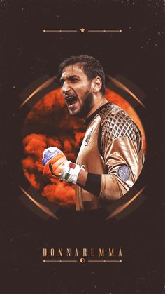 Donnarumma Milan Football, College Football, Milan Wallpaper, Fc Chelsea, European Soccer, Zinedine Zidane, Football Wallpaper, Europa League, Ac Milan