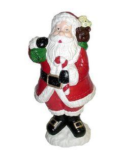 $129.99-$139.99 Santa Decor w/ Multi-Color Fiber Optic Lights -  http://www.amazon.com/dp/B002XEU5RO/?tag=pin2wine-20