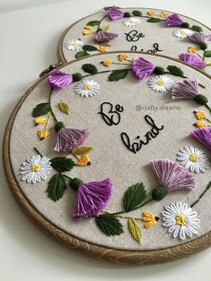 be kind hoop bordado cardo flor bordado floral etsy Floral Embroidery Patterns, Hand Embroidery Videos, Crewel Embroidery Kits, Embroidery Flowers Pattern, Hand Embroidery Designs, Embroidery Supplies, Embroidery Shop, Embroidery Needles, Machine Embroidery