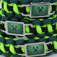 MineCraft bracelets