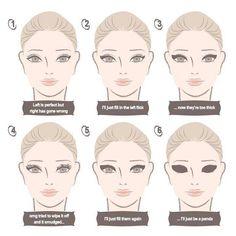 Eyeliner struggles