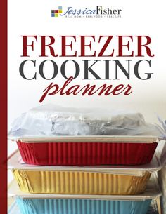 JULY 10, 2017 BY JESSICA FISHER LEAVE A COMMENT Download this FREE Freezer Cooking Planner  FacebookTwitterGoogle+PinterestYummlyStumbleUponEmailPrintMegosztás Want to be ahead of the game? Learn to fill your freezer! If dinner's made, you've won!Download this FREE Freezer Cooking Planner to make it easier.    You know that I love my freezer. I've had my deep freeze for almost twenty years. I would be pretty sad if it died. Note to self: make a plan to replace freezer before it dies.  You…