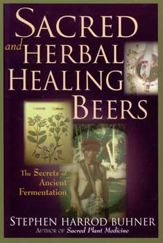 Sacred and Herbal Healing Beers: The Secrets of Ancient Fermentation #MyHerbalSpring