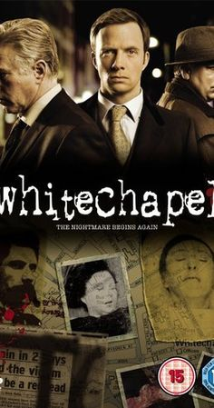 Created by Ben Court, Caroline Ip.  With Rupert Penry-Jones, Philip Davis, Steve Pemberton, Sam Stockman. A fast-tracked inspector, a hardened detective sergeant, and an expert in historical homicides investigate modern crimes with connections to the past in the Whitechapel district of London.