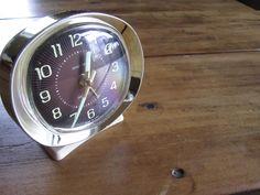 Vintage Baby Ben Alarm Clock Westclox by foofarawVINTAGE on Etsy