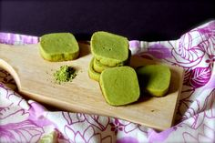 Matcha Green Tea Cookies2