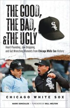 """Genuine fans take the best team moments with the less than great, and know that the games that are best forgotten make the good moments truly shine. This monumental book of the Chicago White Sox documents all the best moments and personalities in the history of the team, but also unmasks the regrettably awful and the unflinchingly ugly. Whether providing fond memories, goose bumps, or laughs, this portrait of the team is sure to appeal to the fan who has been through it all."""