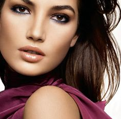 Find out the perfect idea for brown eye make up style.