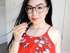 MAC Morange Lipstick Review