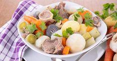 Recette de Pot-au-feu vintage aux légumes gourmands. Facile et rapide à réaliser, goûteuse et diététique. Ingrédients, préparation et recettes associées.