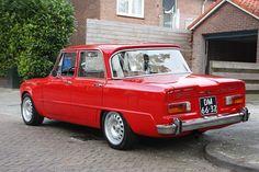 Alfa Romeo Giulia Twinspark