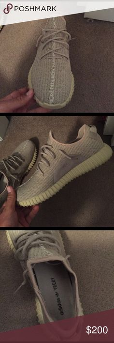 Yeezy Tans Yeezy Tans, Great condition. adidas Shoes Sneakers