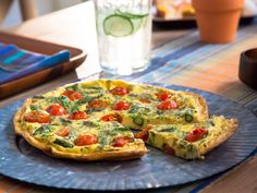Valerie's Brunch Frittata recipe from Valerie Bertinelli via Food Network #valeriebertinelli #homecooking #foodnetwork