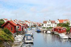 Seks kystperler i Vest-Sverige Kos, Sweden, Around The Worlds, Places, Travel, Trips, Traveling, Viajes, Viajes