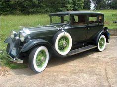 1929 Lincoln.