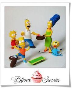 The Simpsons photo tutorial