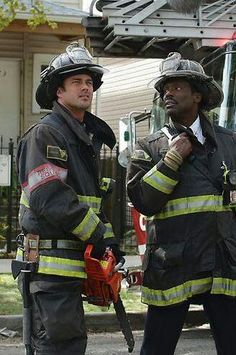 Severide and Chief Boden