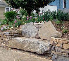 Stone Benches | Hammerhead StoneworksHammerhead Stoneworks