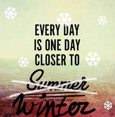 dislike summer