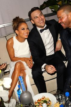 Jennifer Lopez & Ryan Guzman from 2015 Golden Globes: Candid Pics! | E! Online