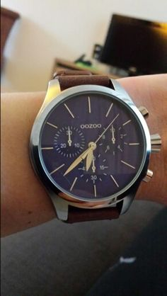 Oozoo watch...