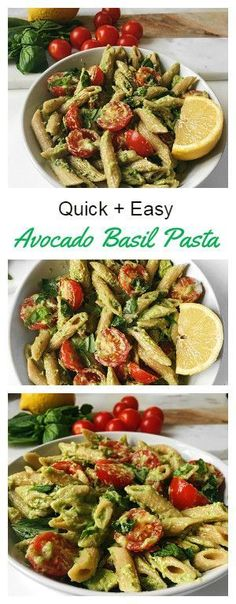 #Health #Look # Quick and Easy Basil Avocado Pasta Recipe Pasta Recipe! #healthy #pasta # https://t.co/J0ksMBvpQG https://t.co/WPADlxhhEA https://t.co/J0ksMBvpQG
