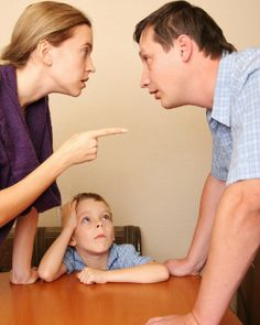 When mom and dad disagree on discipline. #parenting #kids #timeout