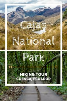 Cajas Hiking Tour with TerraDiversa. Just a half hour drive from Cuenca, Ecuador, Cajas National Park makes a spectacular nature retreat | Long Haul Trekkers