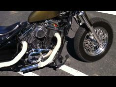 Kawasaki Vulcan 800 Bobber Walk Around