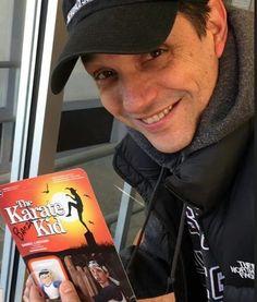 Ralph Macchio The Karate Kid 1984, Karate Kid Movie, Karate Kid Cobra Kai, Ralph Macchio The Outsiders, Cobra Kai Wallpaper, Kids Cast, William Zabka, Tang Soo Do, Kids Series