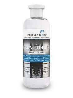 PLATINUM gebrauchsfertig 500ml - Permanon Platinum Autopflege by Optimum Versiegelungen GmbH