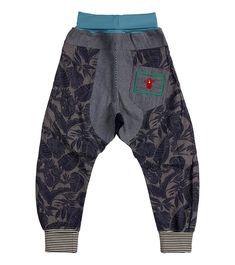 Beachcomber Harem Pant - Big, Oishi-m Clothing for Kids, Summer 2018, www.oishi-m.com