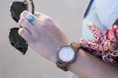 Looking for a hot summer accessory? Check out Emmas latest styling tips with JORD watches.