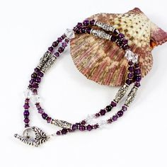 Hey, I found this really awesome Etsy listing at https://www.etsy.com/il-en/listing/471361529/amethyst-purple-crystal-necklace