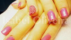 Unhas Caviar Manicure, Nails, Caviar, Beauty, Nailed It, Seed Beads, Gel Nail, Nail Bar, Finger Nails