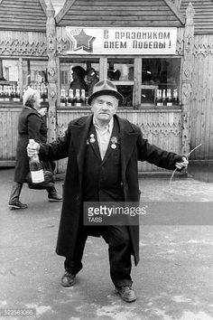 06-04 Syktyvkar. Komi Republic. Russia. A war veteran during the... #syktyvkar: 06-04 Syktyvkar. Komi Republic. Russia. A war… #syktyvkar