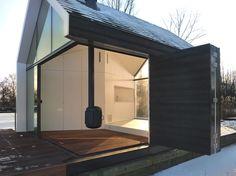 squared+: Recreational Island House
