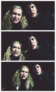 The 100 - Bellamy & Clarke