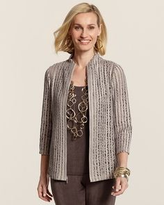 Jackets for Women -Lace Vera Jacket - Chico's