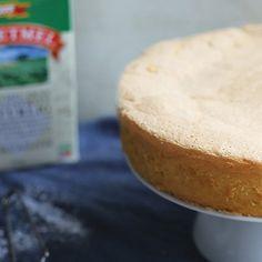 Glutenfritt sukkerbrød med potetmel og glutenfri fin kakemiks