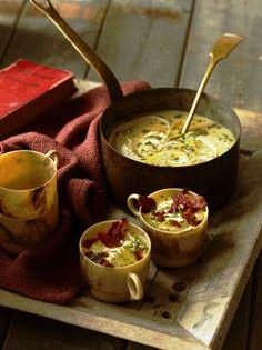 Baked Potato Soup | Vegetables Recipes | Jamie Oliver