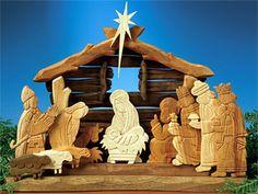 Armenian Tabletop Nativity