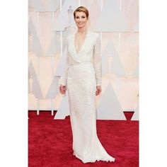 Faith in J Mendel at Oscars