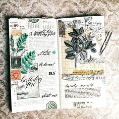 Journal Book inspiration by ✨ . __ We love to curate and share t… Journal Book inspiration by Planner Bullet Journal, Daily Journal, Bullet Journal Inspiration, Book Journal, Art Journals, Journal Ideas, Journal Design, Visual Journals, Travel Journals