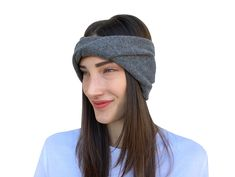 Warm Headbands, Headbands For Women, Beanie Outfit, Cashmere Beanie, Cashmere Color, Knitted Headband, Elegant Outfit, Ear Warmers, Scarf Styles