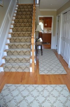 Stairway Runner Rugs