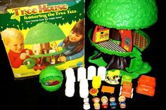 Fisher Price Tree House...gave this away, but many good times
