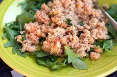 Four-Ingredient Quinoa Salad
